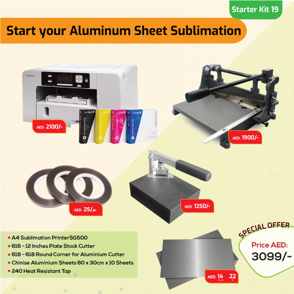 Metal Sheet Printing Business Starter Kit 19