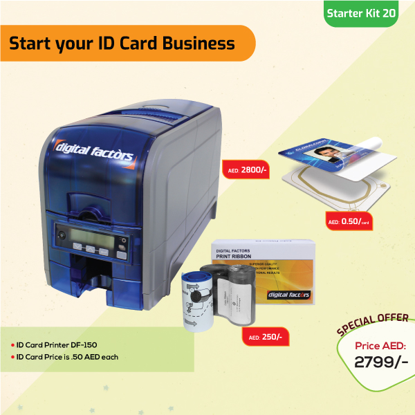 ID Cards Printing Business Starter Kit 20
