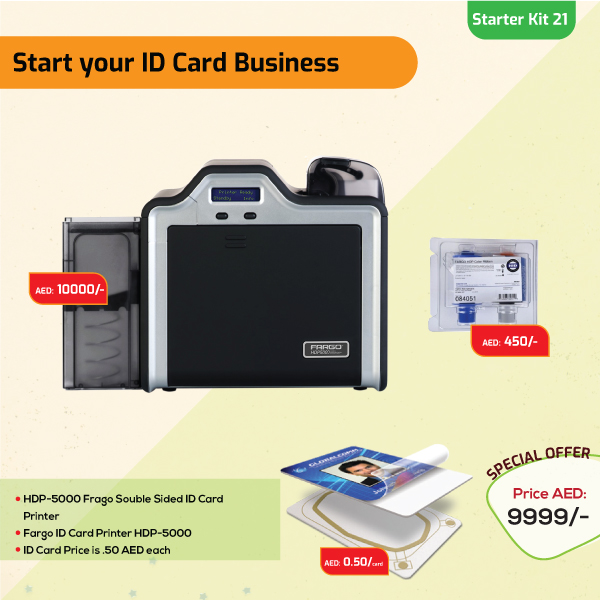 ID Cards Printing Business Starter Kit 21