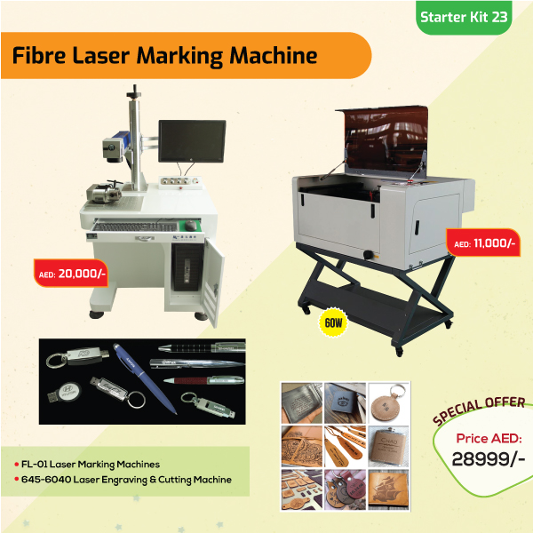 Laser Marking Business Starter Kit 23