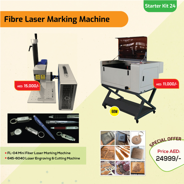 Laser Marking Business Starter Kit 24