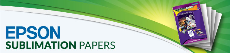 Epson Transfer papers Banner