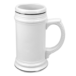 22 oz Sublimation Beer Mugs 145