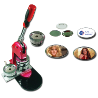 Oval Button Maker
