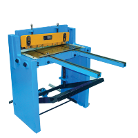 Foot Pedal Metal Shear Cutter Machine