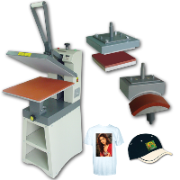 Combo 3 in 1 Heat Press