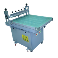Motorized Vacuum Screen Printing Machine