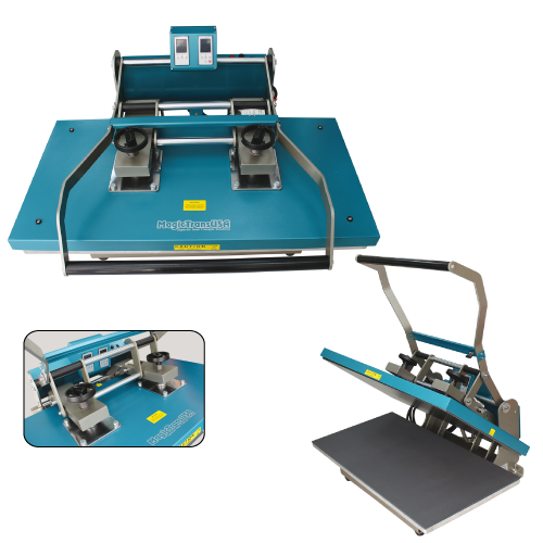 Manual Digital Heat Press
