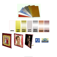 Aluminum Sheets for Sublimation Printing