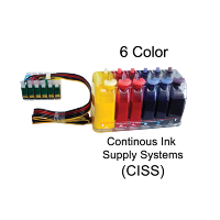 CISS (Continues Ink Supply Systems)