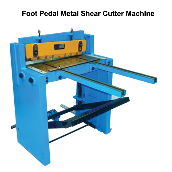 what machine cuts metal