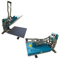 Auto Opening Digital Flat Heat Press