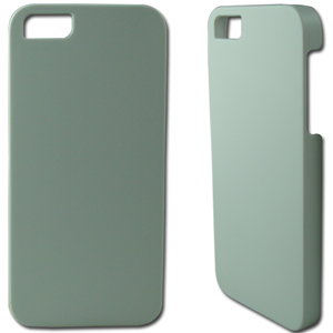 3D iPhone 4S & iPhone 5 Blank Covers
