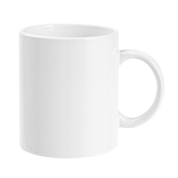 11 oz White Sublimation Mug Glossy Finish 147-D
