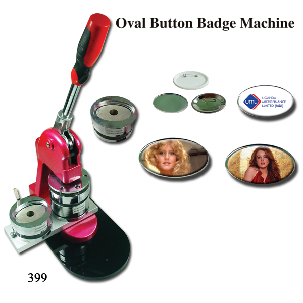 Oval Button Badge Machine Button Maker Supplies Button