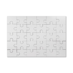 Puzzles in Hardboard Material PP-03
