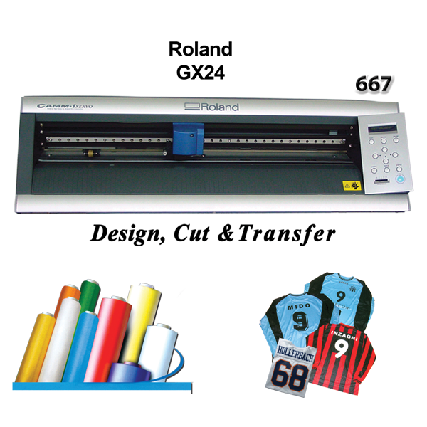 Roland Gx24 Cutter Plotter Plotters Large Format
