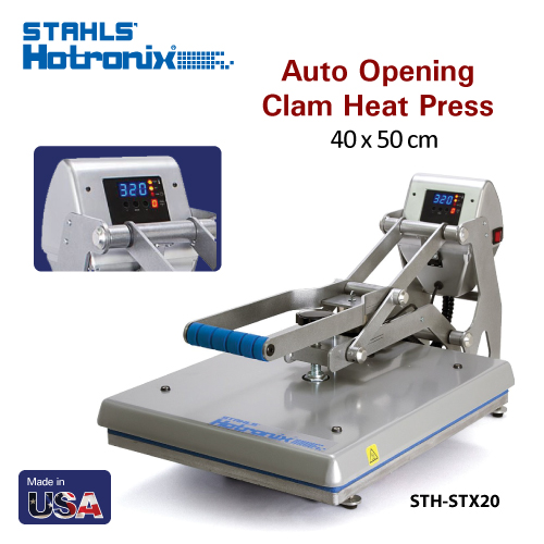 stahl heat press machine