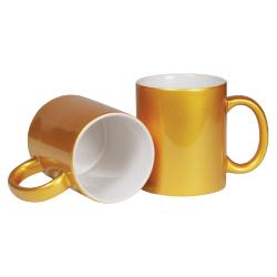 11 oz Golden Mug 175-G