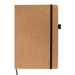 A5 Size Cork Cover Notebook MB-05-C