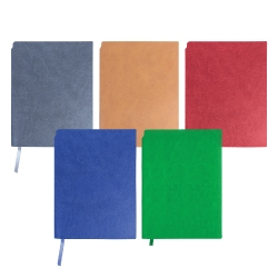 A5 Size Soft PU Leather Notebooks MB-05-CC