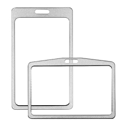 Aluminum ID Card Holders CH-004