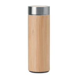 Promotional Bamboo Flask