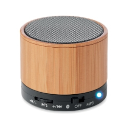Bamboo Bluetooth Speaker MS-07