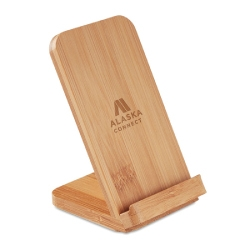 Bamboo Wireless Charger JU-WCP-3