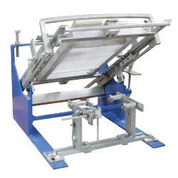 Curved Screen Printing Machine 690