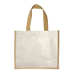Jute and Cotton Shopping Bags JSB-11