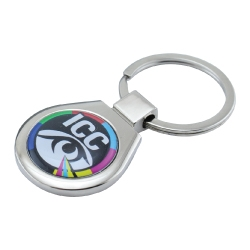 Keychains with Both Side Plates 27