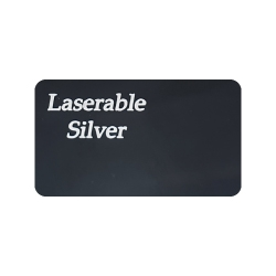 Laserable Aluminum Sheets 665-BKS