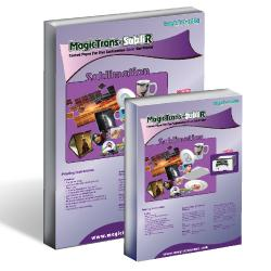 Coated Sublimation Transfer Papers for Sawgrass and Ricoh