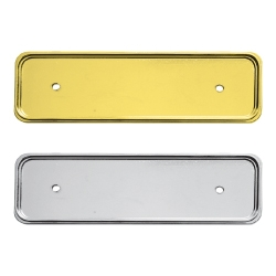 Metal Injected Name Badges 2087