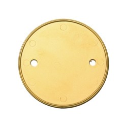 PVC Injected Round Name Badge 30mm 2058-G