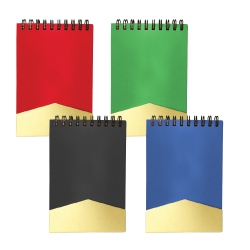 Recycled Notepad with Pen & Magnetic Flap RNP-02