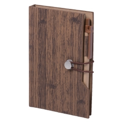 Wood Design Notepad RNP-11