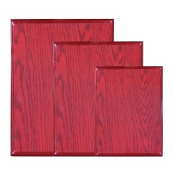 Wooden Plaques with Box WPL-V