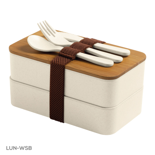 Eco-Friendly Lunch Box LUN-WSB