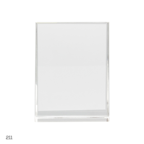 Inclined Rectangular Crystal 211