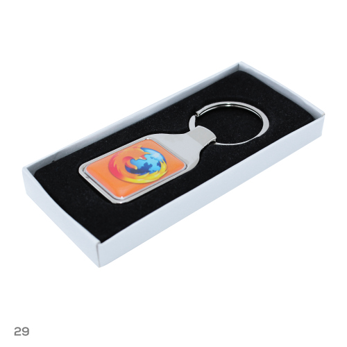 Keychains With Both Side Plates with Box 29