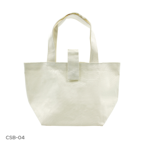 Laminated Cotton Bags CSB-04