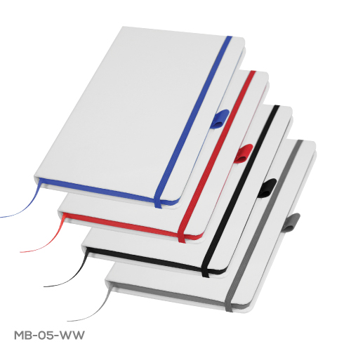 White-Cover-A5-Size-PU-Notebook-MB-05-WW-500px-1