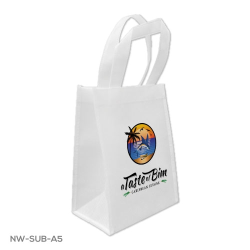 Branding A5 Sublimation Bags NW-SUB