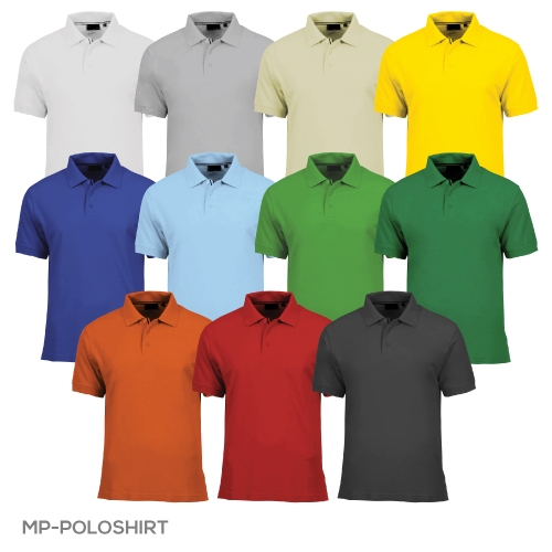 Promotional Cotton Polo T-shirts MP
