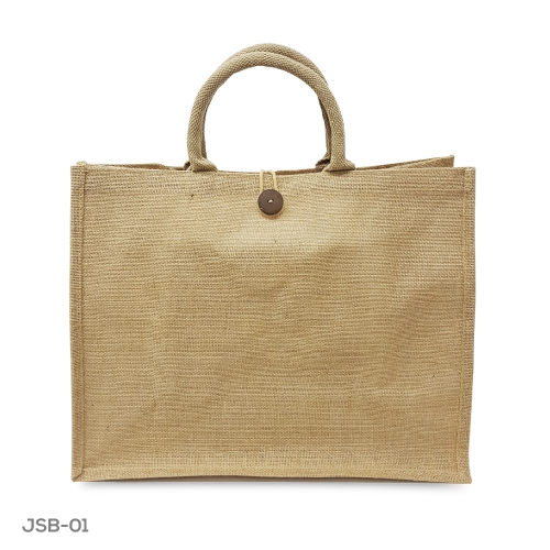 Jute Shopping Bags JSB-01