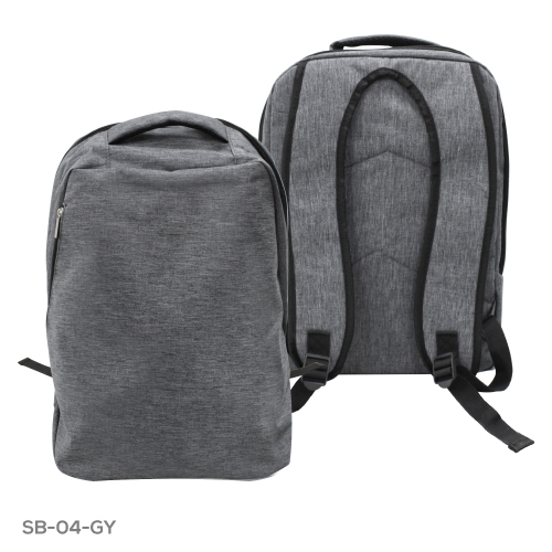 Promotional Backpack SB-04-GY
