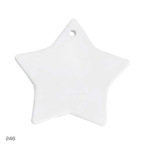 Stars Ceramic Ornaments 246